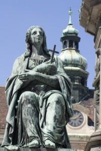 cross-statue